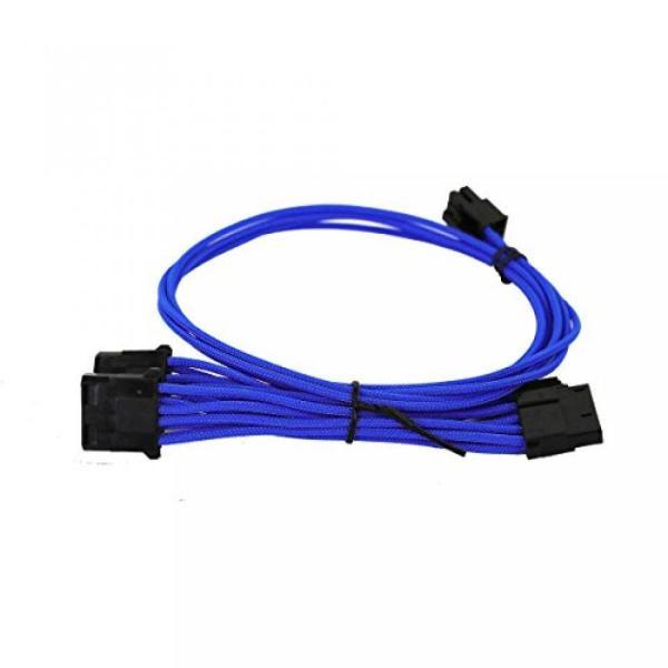全国送料無料 パソコン PC CPU (100 G2 06KR B9) が個別に長袖 EVGA 黒・赤 550-650 G2/P2/T2 電源ケーブルを設定すると|yuuuuuu26|04