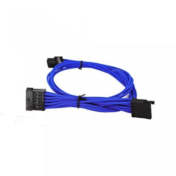 全国送料無料 パソコン PC CPU (100 G2 06KR B9) が個別に長袖 EVGA 黒・赤 550-650 G2/P2/T2 電源ケーブルを設定すると|yuuuuuu26|05