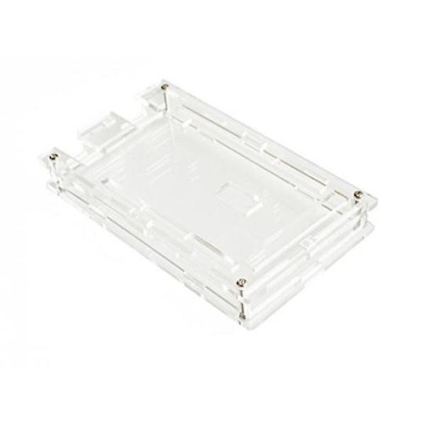 全国送料無料 パソコン PC PCケース Arduino Mega2560 オフ Corpco ポート アクセスがアクリルの保護ケース|yuuuuuu26
