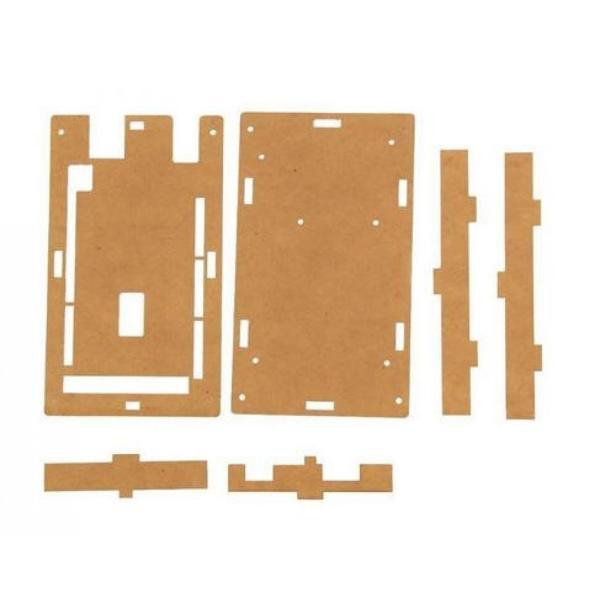全国送料無料 パソコン PC PCケース Arduino Mega2560 オフ Corpco ポート アクセスがアクリルの保護ケース|yuuuuuu26|04