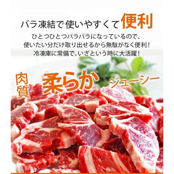 訳あり食品 端っこ 肉 牛肉 牛ロース 焼肉用 一口カット 300g 1パック 冷凍 訳あり わけあり 赤身 焼肉 バーベキュー お試し|yuuzen-hb|05
