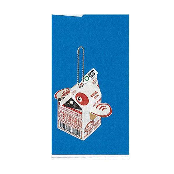 アートユニブ テクニカラー 佐渡牛乳 けしごむ マスコット 2 6:トキパック(飛翔) いきもん ガチャポン ガチャガチャ ガシャポン