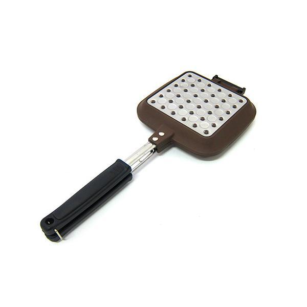 杉山金属IH対応ホットサンドメーカースマイルクッカーDX
