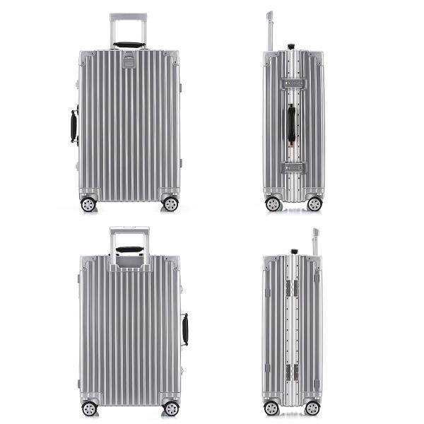 1a26355c268 Unitravel スーツケース TSAロック搭載 キャリーケース 超軽量 トランク 旅行 出張 静音8輪