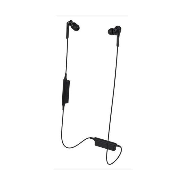 オーディオテクニカ Bluetoothヘッドホン ATH-CKS550XBT BK ブラックの画像