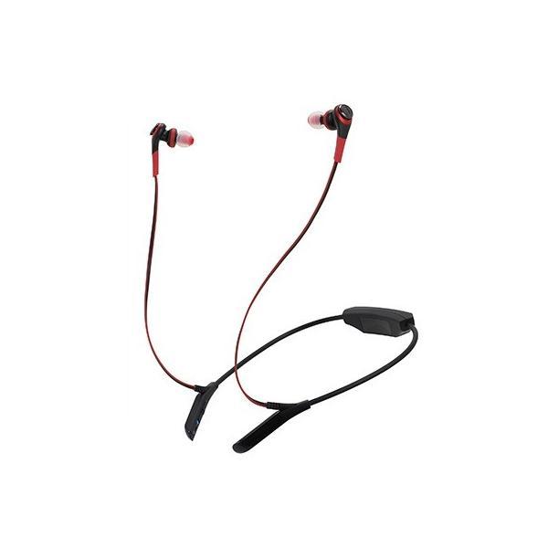 オーディオテクニカ Bluetoothヘッドホン ATH-CKS550BT RD レッドの画像