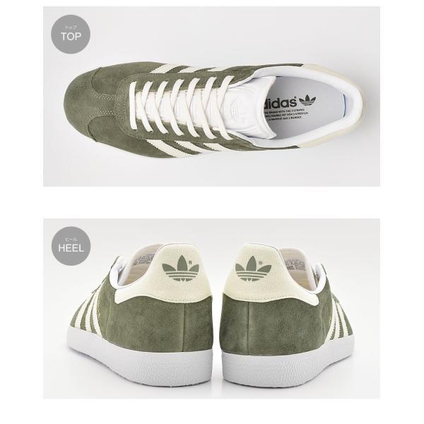 ADIDAS ORIGINALS アディダス オリジナルス スニーカー メンズ ガゼル GAZELLE B41649 靴|z-craft|03