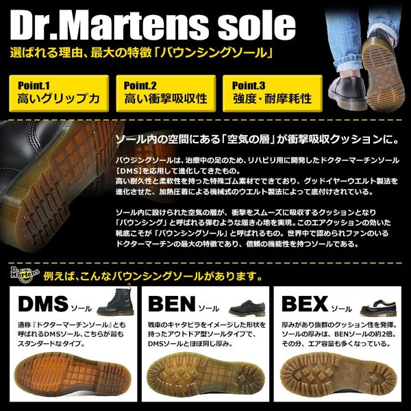 ドクターマーチン Dr.Martens ブーツ 1460  8ホール メンズ レディース|z-craft|06