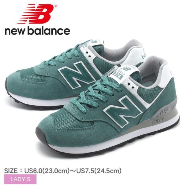 meilleur service b5c98 32a41 NEW BALANCE ニューバランス スニーカー レディース WL574UNA 310 シューズ 靴 ランニング