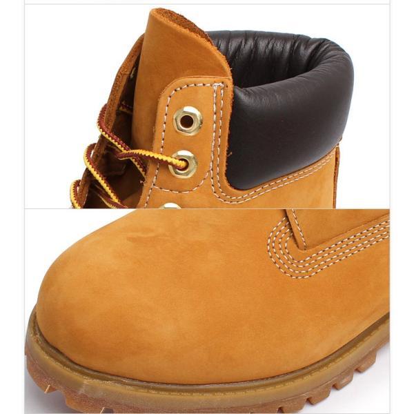 ティンバーランド ブーツ メンズ 6インチ プレミアムブーツ ウィートヌバック TIMBERLAND カジュアル イエロー アウトドア 靴 z-craft 05