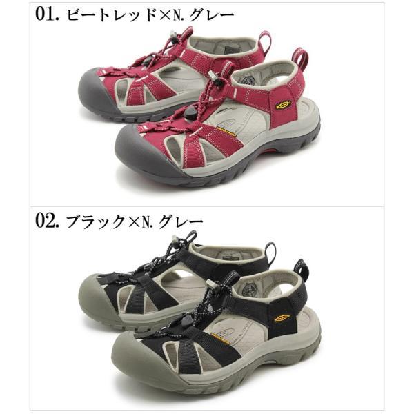 キーン KEEN サンダル ベニス H2 W レディース z-craft 02