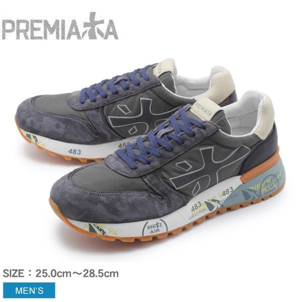 PREMIATA プレミアータ スニーカー ミック 2819 MICK 2819 VAR2819 メンズ 靴 シューズ|z-craft