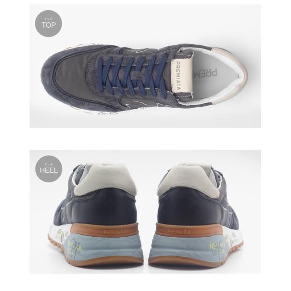 PREMIATA プレミアータ スニーカー ミック 2819 MICK 2819 VAR2819 メンズ 靴 シューズ|z-craft|03