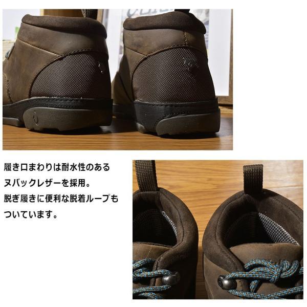 (ポイント15倍) OLUKAI オルカイ トレッキングシューズ メンズ クアロノ WP KUALONO WP 10334 ハワイ ブランド|z-craft|10