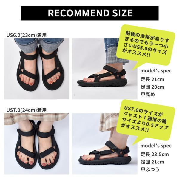 TEVA テバ サンダル レディース ハリケーン XLT 2 HURRICANE 1019235 アウトドア スポサン|z-craft|09