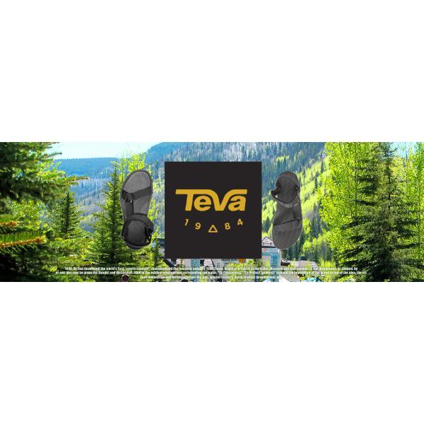 テバ スリッポン レディース エンバーモック TEVA 1018225 2WAY 靴 シューズ ブラック 黒 ホワイト 白 カーキ カジュアル キャンプ|z-craft|07