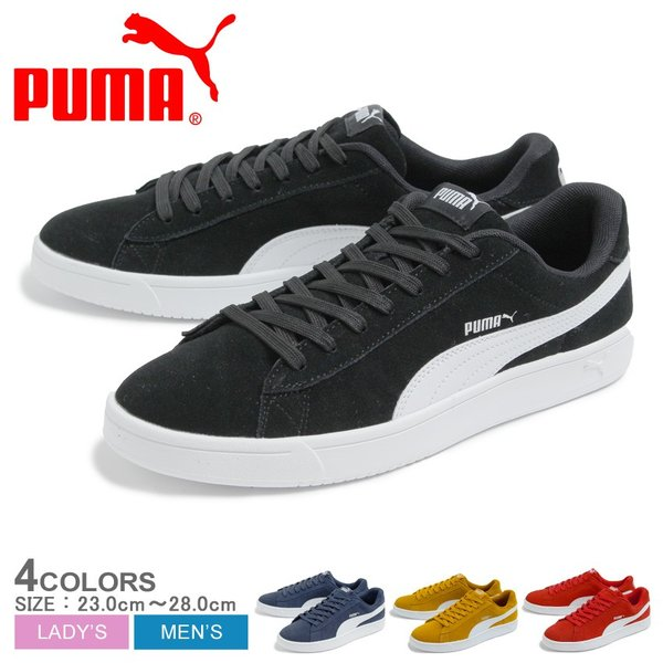 (店内全品クリアランス) PUMA プーマ スニーカー メンズ レディース 靴 コートブレーカー ダービー 367366 スポーツ|z-craft