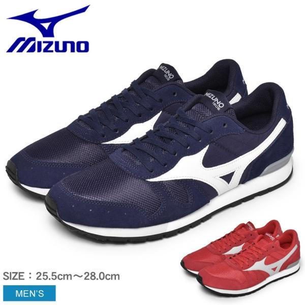 ミズノ スニーカー MIZUNO ML87 D1GA1901 メンズ 靴 ブランド シューズ スポーツ 復刻 定番