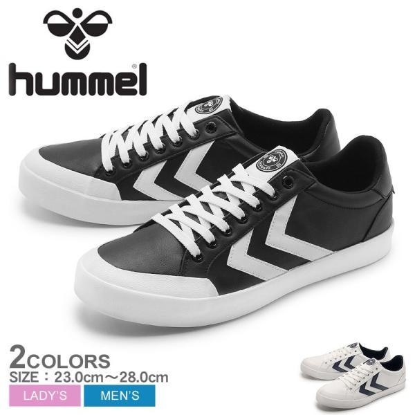 HUMMEL ヒュンメル スニーカー トップスピン スポーツ 202663 メンズ レディース 靴 シューズ z-craft