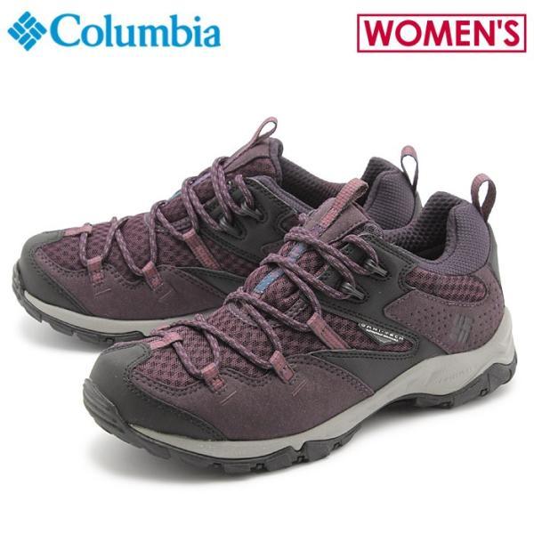 コロンビア COLUMBIA トレッキングシューズ セイバー3 ロウ オムニテック レディース