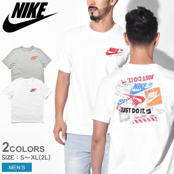 87f160a9858 【メール便可】NIKE ナイキ 半袖Tシャツ メンズ リミックス3Tシャツ REMIX3 T