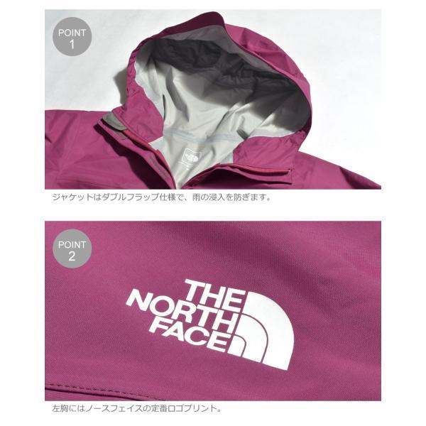 THE NORTH FACE ザ ノースフェイス レインスーツ ハイベントレインテックス NPW11816 レディース アウトドア キャンプ フェス|z-craft|09