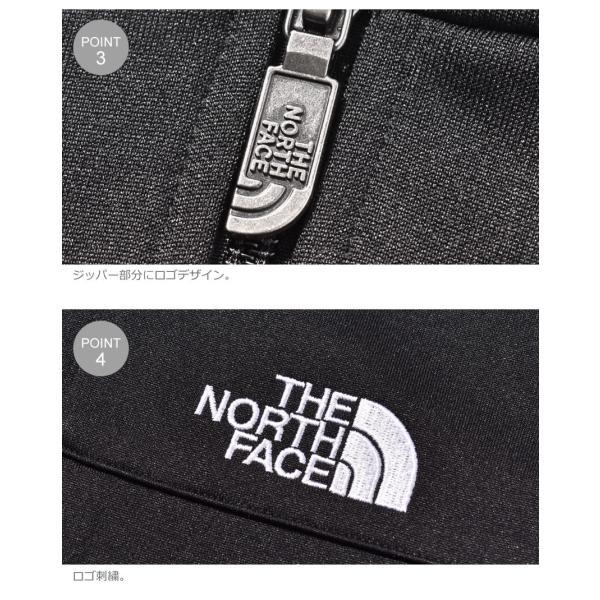 THE NORTH FACE ザ ノースフェイス メンズ ジャケット NT61950 アウトドア ジャージ 上着 羽織 黒 スポーツ|z-craft|06