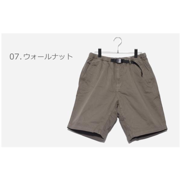 (割引クーポン配布中) グラミチ ショートパンツ メンズ STショーツ GRAMICCI 8555-NOJ ブラック 黒 パンツ ショーパン ボトムス カジュアル アウトドア|z-craft|05