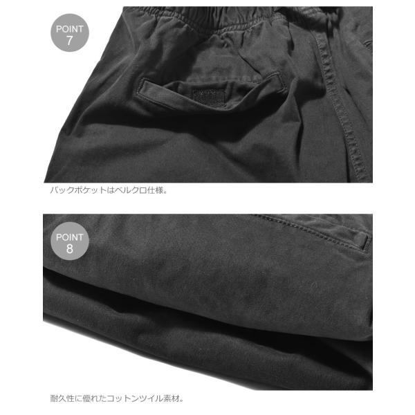 (割引クーポン配布中) グラミチ ショートパンツ メンズ STショーツ GRAMICCI 8555-NOJ ブラック 黒 パンツ ショーパン ボトムス カジュアル アウトドア|z-craft|10