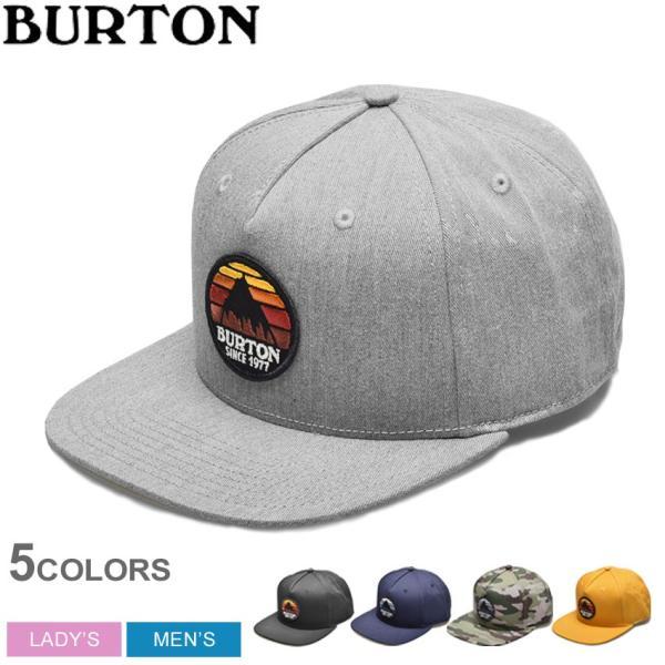 652a756c36921 BURTON バートン キャップ UNDERHILL HAT 154731 メンズ レディース 帽子 黒 グレー ブランドの画像