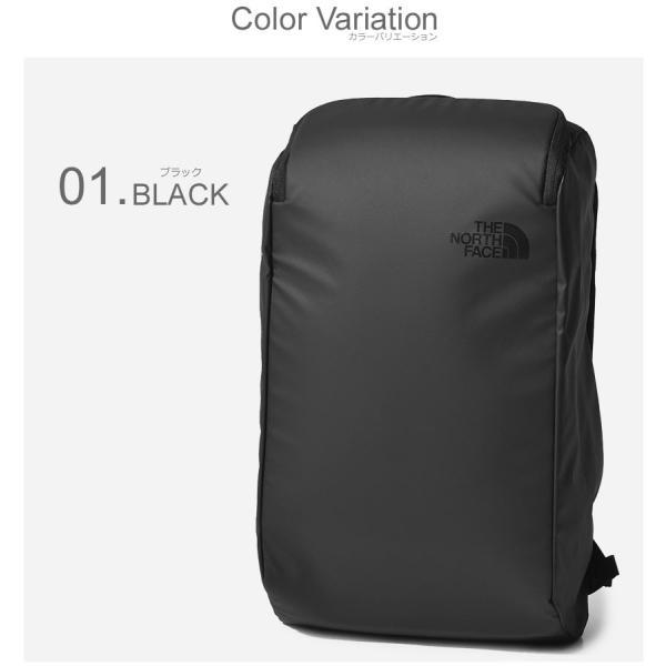 ノースフェイス THENORTHFACE マイルストーンバックパック NM61918 メンズ レディース 鞄 バッグ リュックサック 黒 ネイビー アウトドア 大容量 ノースフェース z-craft 02