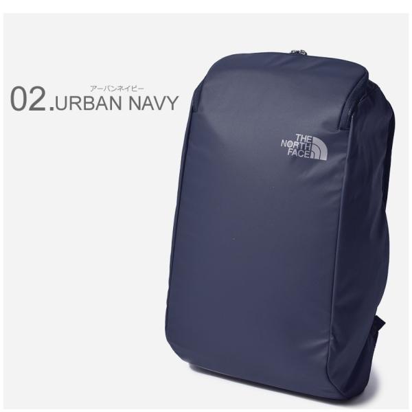 ノースフェイス THENORTHFACE マイルストーンバックパック NM61918 メンズ レディース 鞄 バッグ リュックサック 黒 ネイビー アウトドア 大容量 ノースフェース z-craft 03