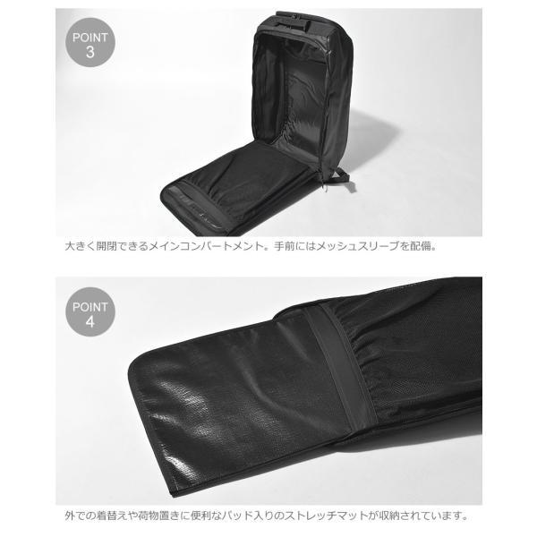 ノースフェイス THENORTHFACE マイルストーンバックパック NM61918 メンズ レディース 鞄 バッグ リュックサック 黒 ネイビー アウトドア 大容量 ノースフェース z-craft 06