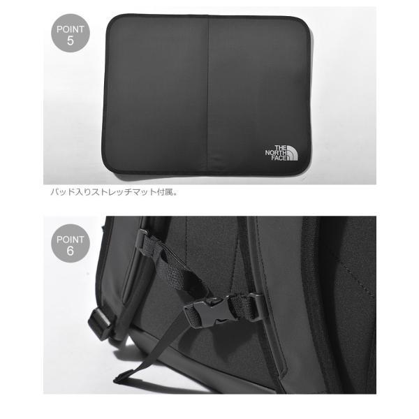 ノースフェイス THENORTHFACE マイルストーンバックパック NM61918 メンズ レディース 鞄 バッグ リュックサック 黒 ネイビー アウトドア 大容量 ノースフェース z-craft 07