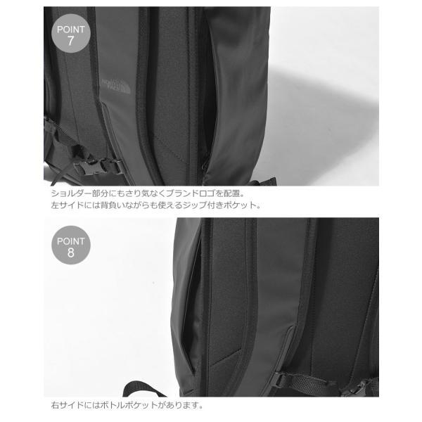 ノースフェイス THENORTHFACE マイルストーンバックパック NM61918 メンズ レディース 鞄 バッグ リュックサック 黒 ネイビー アウトドア 大容量 ノースフェース z-craft 08