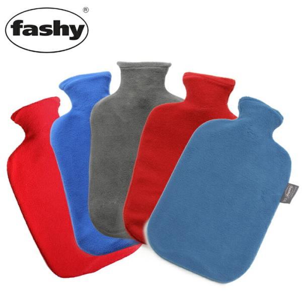 ファシー FASHY 湯たんぽ フリース HWB 6530 2.0L スタンダードカバー ポイント消化|z-craft