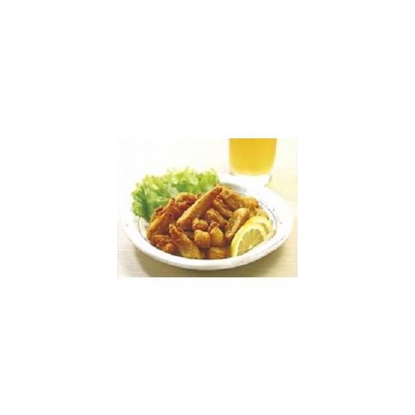 W鶏軟骨唐揚げ ( むね&ひざ ) 500g ニチレイ からあげ トリ とり なんこつ ナンコツ 夕飯 おかず フライ 揚げ物 惣菜 副菜 おつまみ 業務用 [冷凍食品]