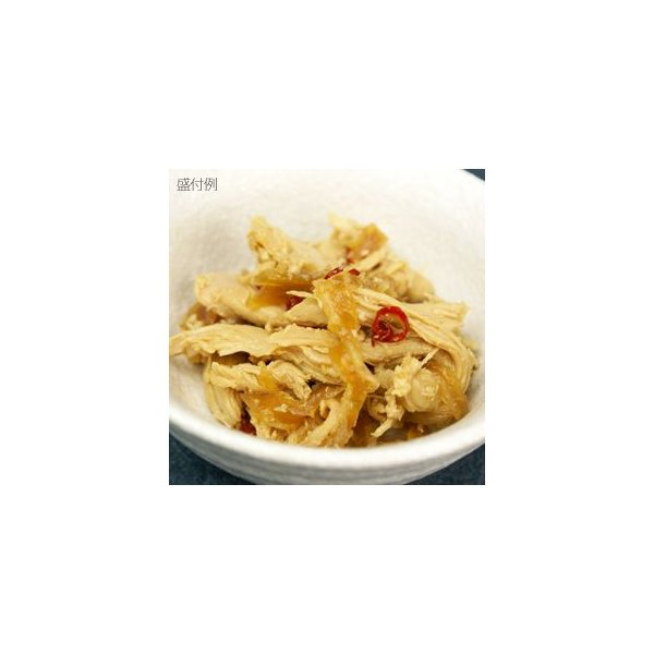蒸し鶏中華くらげ 500g 鳥泉 鶏肉 とり肉 珍味 お通し 中華料理 前菜 おつまみ オツマミ 酒の肴 家庭用 業務用 [冷凍食品]
