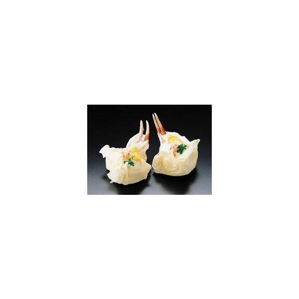 かに爪包み 約 45g × 10個入 蟹 カニ 魚介類 海鮮 大容量 まとめ買い 味付き 和食 和風 京料理 家庭用 業務用 [冷凍食品]