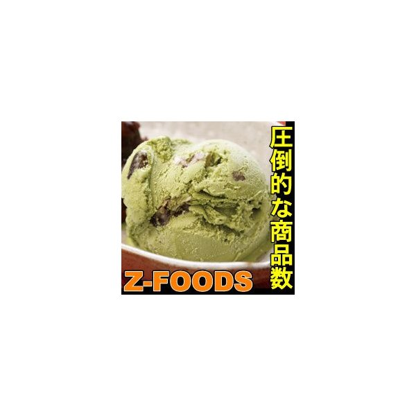 抹茶あずき 2000ml アイス カワ まっちゃ味 小豆 アズキ アイスクリーム 2.0L 2リットル デザート まとめ買い 大容量 業務用 [冷凍食品]