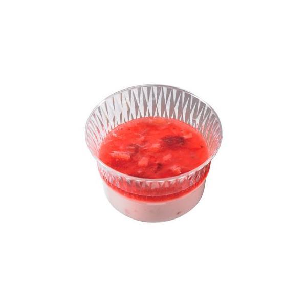 ミニカップデザート いちごミルク 23g × 10個入 テーブルマーク [冷凍食品] ホワイトデー お返し