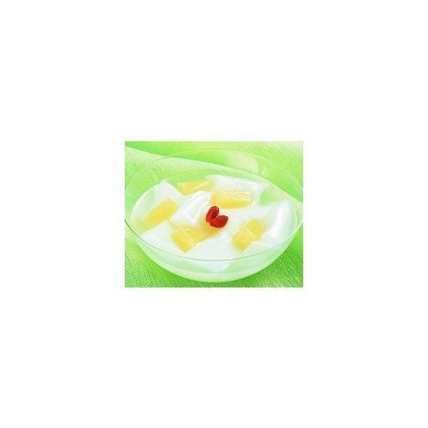 あわせるデザート ( 杏仁豆腐 ) 500g フレック スイーツ おやつ デザート そのまま使える 家庭用 業務用 [冷凍食品]
