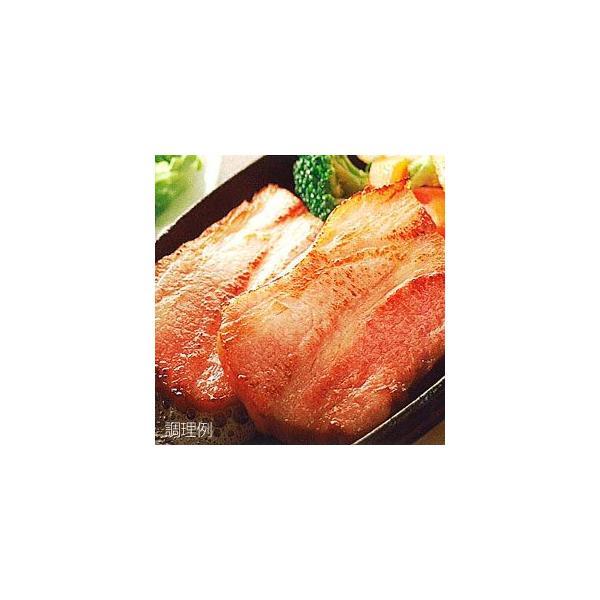 ベーコン厚切り ( 8mm厚 ) 500g 米久 調理具材 料理材料 家庭用 業務用 [冷凍食品]