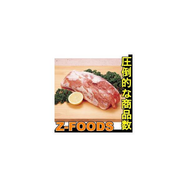豚肩ロース 1ブロック 2kg 輸入 生肉 豚肉 調理具材 料理材料 まとめ買い 大容量 家庭用 業務用 [冷凍食品]