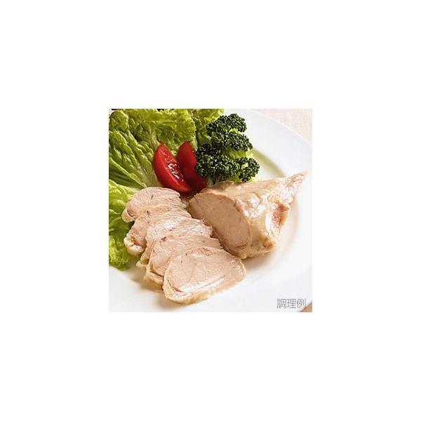 ふっくら蒸し鶏 500g アサヒブロイラー 国産肉 鶏肉 とり肉 味付き チキン ササミ 夕飯 夕食 おかず オカズ お弁当 惣菜 副菜 家庭用 業務用 [冷凍食品]