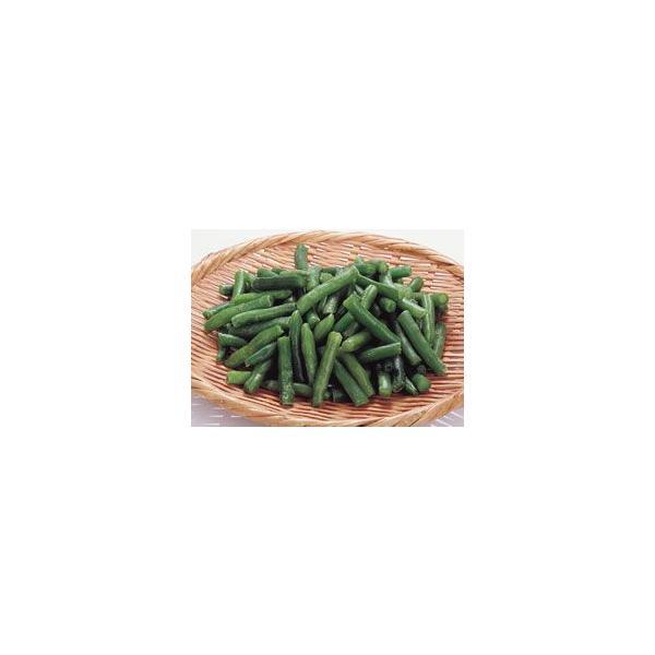 インゲンカット 500g いんげん 野菜 そのまま使える カット済 調理具材 料理材料 家庭用 業務用 [冷凍食品]