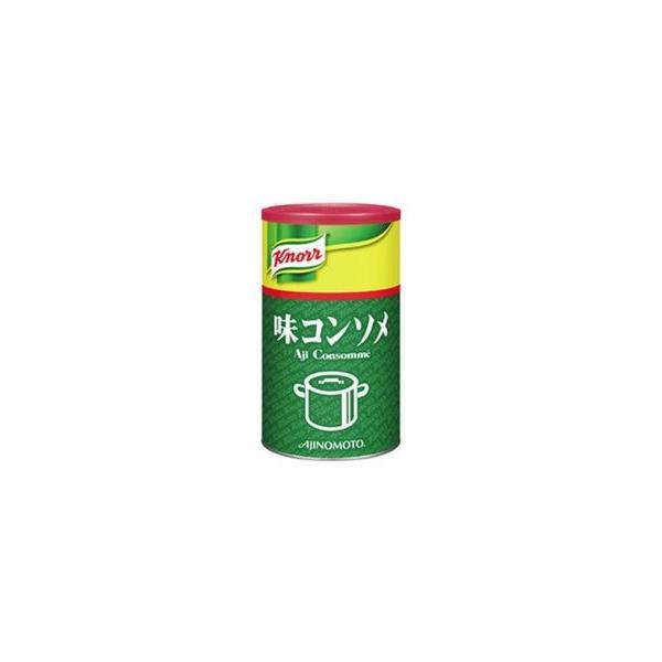 味コンソメ 1kg丸缶 クノール スープ ダシ 鍋 調味料 ピラフ 大容量 まとめ買い 業務用 [常温商品]