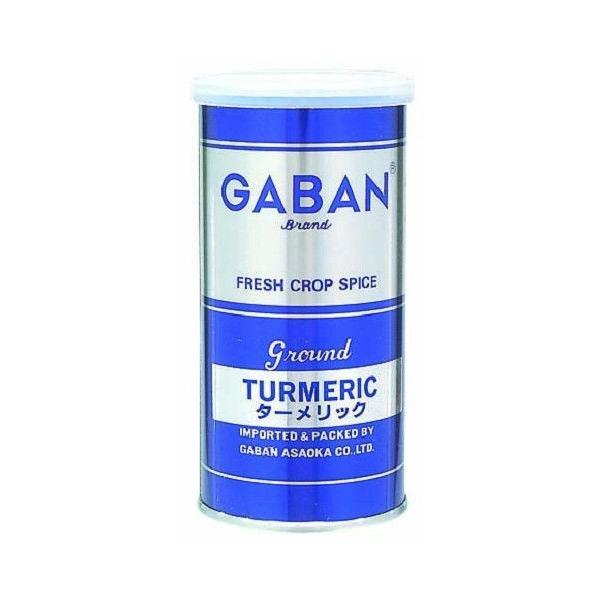 ターメリック パウダー 80g GABAN ギャバン 調味料 香辛料 スパイス 業務用 [常温商品]