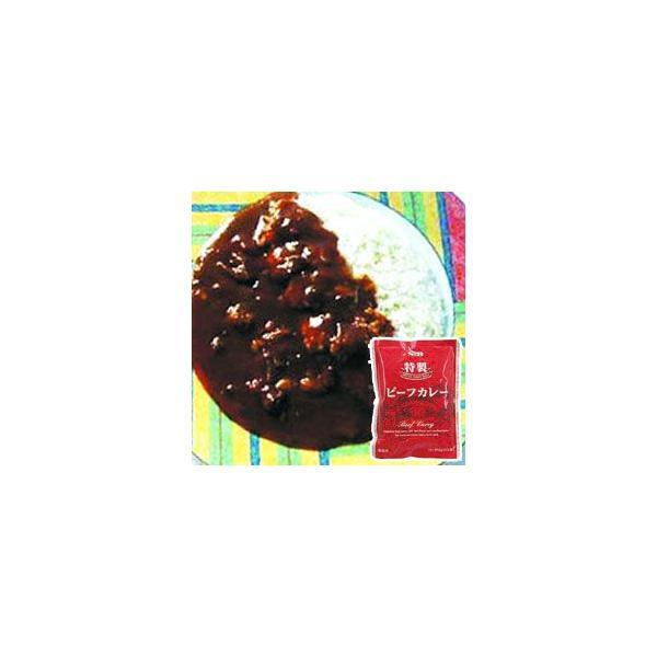 特製ビーフカレー 1食 210g S&B レトルト食品 インスタント食品 ランチ 昼食 簡単 お手軽 温めるだけ 家庭用 業務用 [常温商品]