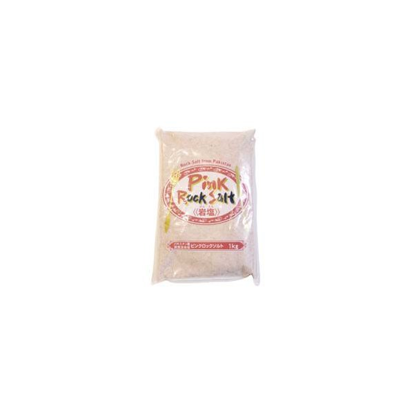 ピンクロックソルト 食塩 調味料 各種料理素材 バーベキューに BBQに アウトドアに 業務用 [常温商品]